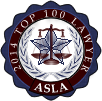 Top 100 Litigators Badge